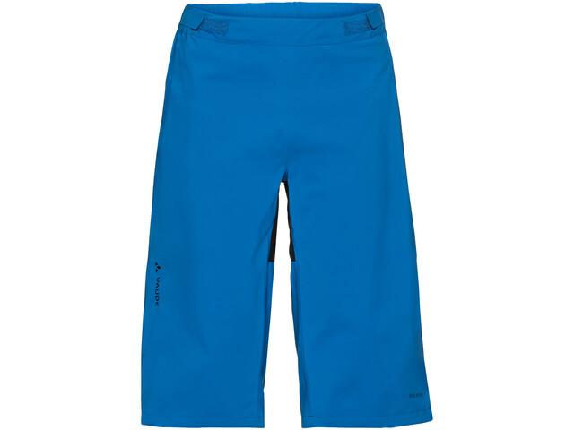 VAUDE Moab Rain Shorts Herr radiate blue